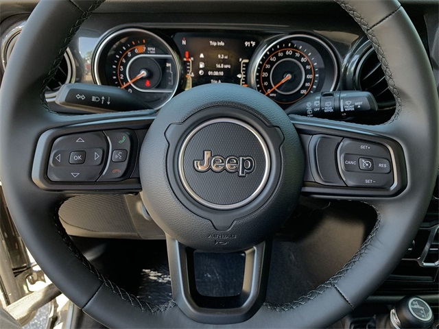 New 2020 Jeep Wrangler Unlimited Unlimited Sport
