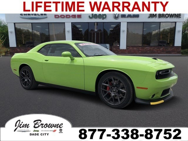 Jim Browne Dodge >> New 2019 Dodge Challenger Gt Coupe In Dade City A957022 Jim