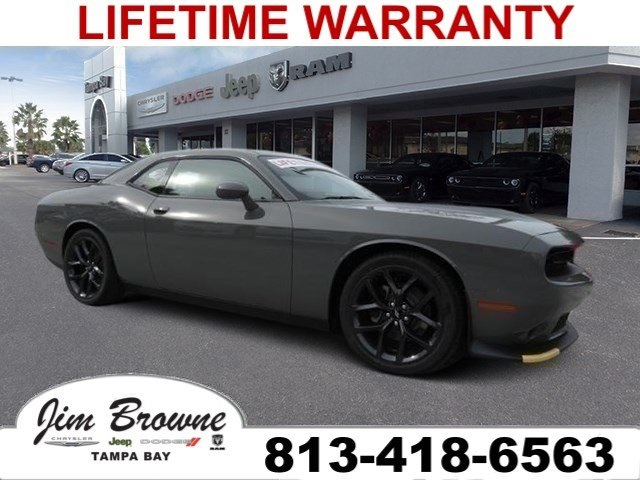 Jim Browne Dodge >> New 2019 Dodge Challenger Gt Coupe In Dade City B957010 Jim
