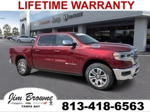 New 2019 Ram All-New 1500 Laramie Longhorn